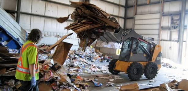 Tonnes of non-recyclables dumped in blue bins