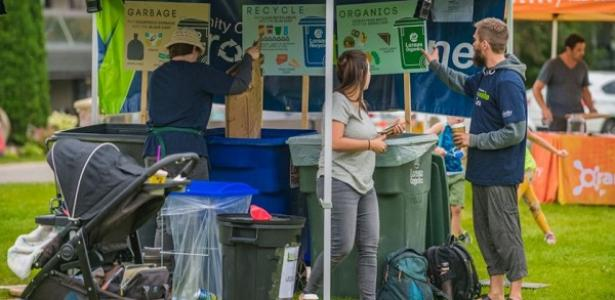 Less to the landfill: Zero waste initiative helps summer festivals reduce waste