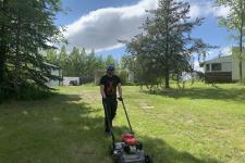 Green Living Blog: More than Just a Mower
