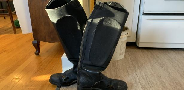 Green Living Blog: Riding off into the Sunset - in Repaired Boots
