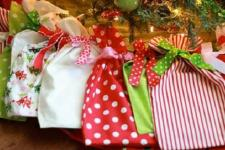 My favorite green present wrapping options