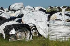 Fundind Renewed for Grain Bag Recycling Program