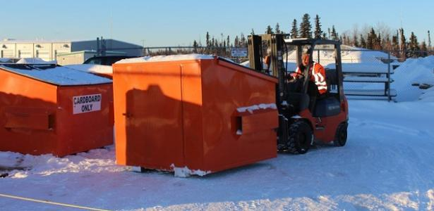 Plastic no longer accepted at La Ronge recycling plant