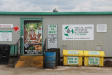 Used Oil Progam Increases Return Incentives for Recyclers