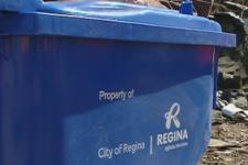 Curbside recycling keeps Regina's 2015 waste reduction goal on track