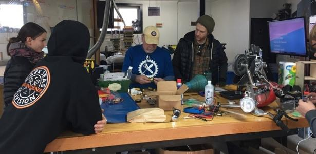 SWRC Update: The first Repair Cafe in Saskatoon