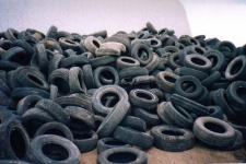 Used Tire Collection Program Underway